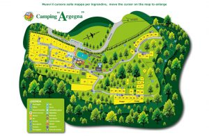 Camping Argegna